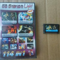 Kaset GB station light/GB pocket