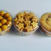 Jual kue kering premium nastar lidah kucing butter cookies Murah