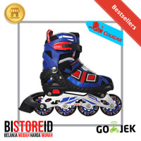 toko-fivty Sepatu Roda Cougar Transformer Original Inline Skate