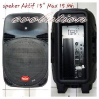 Harga Speaker Aktif 15 Inch Hargano.com