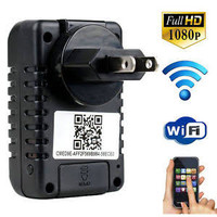 spy cam adeptor wifi charger camera mini camcorder
