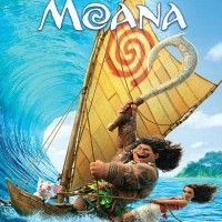 dvd disney moana - original
