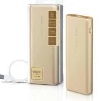 Jual PROMO POWERBANK PROBOX HE7-15KU2L 15600 mAh Max Series Original -Gold Murah