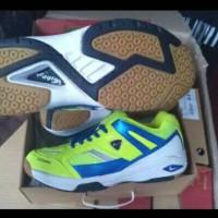 Sepatu Badminton Eagle Olahraga Bulutangkis Spec League Yonex Lining