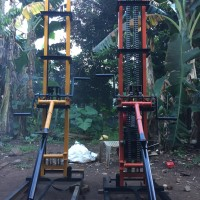 MESIN BOR SUMUR AIR POWER RIG