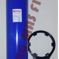 """Housing Filter Air 20"""" Blue Drat 3/4"""" - Nanotec"""
