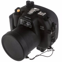 Meikon Waterproof Camera Case for Canon 600D Case