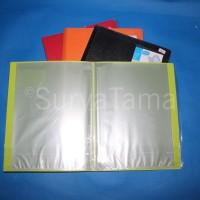 Bantex Clear Holder A4 20 Pocket