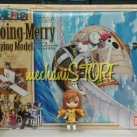 One Piece Going Merry Flying Model BANDAI