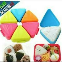 harga Bahantebal Cetakan Nasi Isi Onigiri Segitiga Bento Triangular Ricemold Tokopedia.com