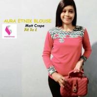Aura etnik blouse