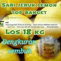 Sari Lemon Aqiilah Fresh 250ml Harga Grosir
