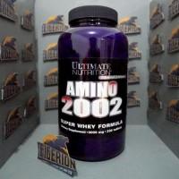 Jual ORIGINAL UN Amino 2002 330 tablet tab tabs Ultimate Nutrition Ori ASLI Murah