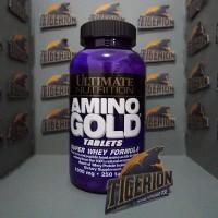 Jual ORIGINAL UN Amino Gold 250 tablet 1000 mg Ultimate Nutrition Ori ASLI Murah