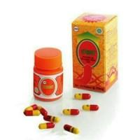 Vermint isi 12 kapsul - Kapsul ekstrak cacing - Obat Typus dan Demam