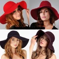 Jual Topi Pantai | Topi Pantai Wanita | Topi Pantai Lebar Murah