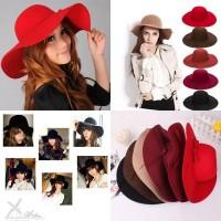 Topi Pantai | Topi Pantai Wanita | Topi Pantai Lebar