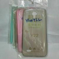 Murmer... Vivo Y22 Jellycase Casing Case Cover Kondom Hp