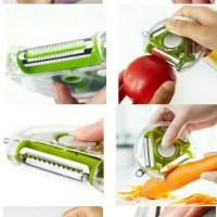 alat pengupas kulit buah dan sayur 3mata pisau