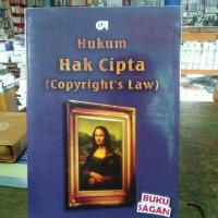 HUKUM HAK CIPTA Copyright's Law, Rahmi Jened, yi