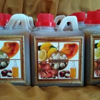 Jual Jus Bawang Putih Herbal Sehat - isi 550 ml Murah