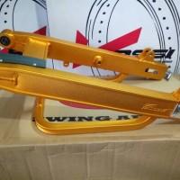 SWING ARM/LENGAN AYUN/FORK SUPERTACK V ROSSI JUPITER VEGA R FORCE GOLD