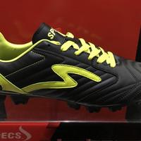 promo sepatu bola specs brave warna hitam ORIGINAL
