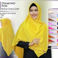 hijab diamond pon