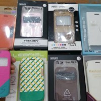 samsung galaxy ace 3 s7272 flip cover case casing acc hp