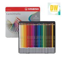 Stabilo CarbOthello Chalk-Pastel Pencil 24 Colors
