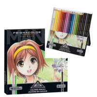 Prismacolor Premier Manga Set 24 Colors