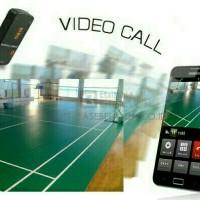 3G GSM video-call CCTV Camera (langsung live ga pakai ribet)