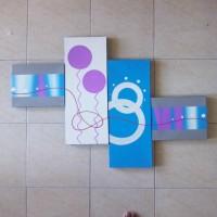 Hiasan Dinding Gambar Lukisan Untuk Kamar Anak FAFA70