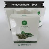 Jual Green Coffee Nulife Original - Pelangsing - Kopi Hijau Murah