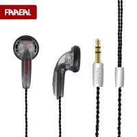 FAREAL -Snow Lotus - 64 Ohm - Braid Cable - Earbud non mic