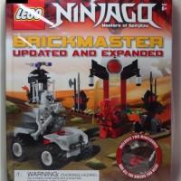 LEGO NINJAGO Masters Of Spinjitzu BRICKMASTER updated and expanded