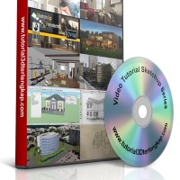 Video Tutorial Mastering Sketchup Series