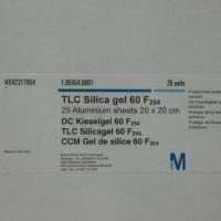 Plat KLT / TLC / lempeng KLT / Kromatografi