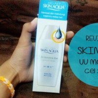 Skin Aqua UV Moisture Gel SPF 30++ DAILY USE SKIN CARE (UV PROTECTION)