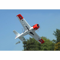 Dynam T-28 Trojan 1270mm Retractable Landing Gear (BARU)