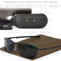 Jual Sale Sunglass Oakley Conductor 8 ECLIPSE Black Murah