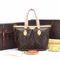 Tas Louis Vuitton Palermo PM Monogram PM40145