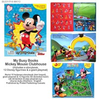 My Busy Book Mickey Mouse Clubhouse