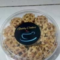 Jual Home Made Kue Kering Lebaran hari raya Nastar Keranjang, tnp bhn pngwt Murah