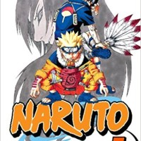 Shonen Jump Manga / Komik Naruto English Vol 7