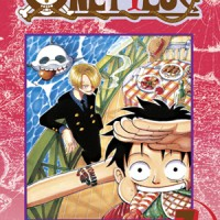 Shonen Jump Manga / Komik One Piece English Vol 7