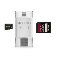 Jual Card Reader iReader for iPhone and Android Murah