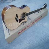 GOJEK ONLY | Gitar taylor custom maple LC