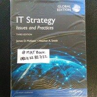 It Strategy Issues & Practice 3ed