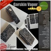Garskin Vape / Garskin Vapor / Skin Vapor / Wrap Vapor / Gambar Bebas